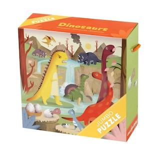 Mudpuppy Dinosaur Jumbo Puzzle
