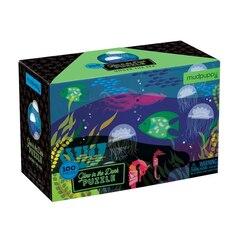 Glow In The Dark Under The Sea Puzzle - 100 Pieces