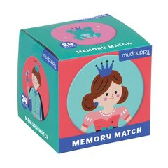 Princess Mini Memory Match