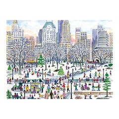 Winter in Central Park 1000 PC Puzzle