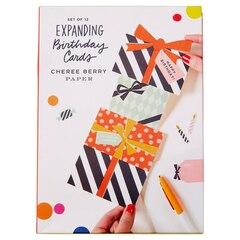 Cheree Berry Expanding Birthday Card Set
