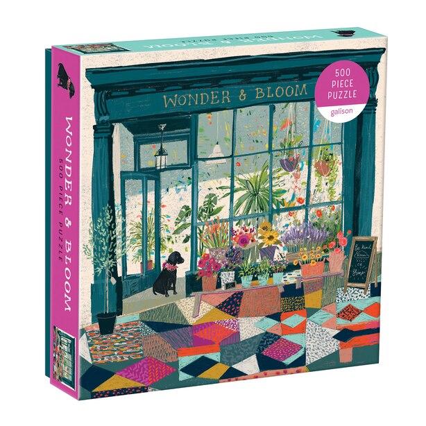 Puzzle - Wonder & Bloom 500 Pieces