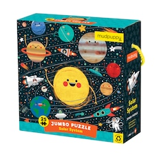 Puzzle (Jumbo) - Solar System, 25 pc