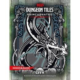 Dungeons & Dragons City Tiles Reincarnated