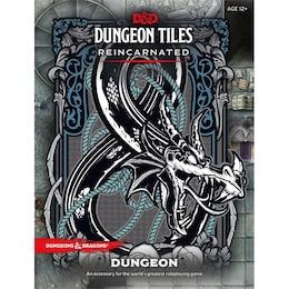 Dungeons & Dragons Dungeon Tiles Reincarnated