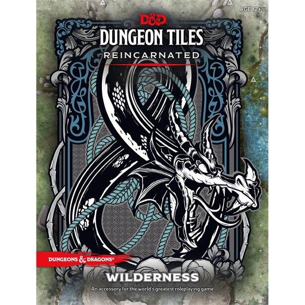 Dungeons & Dragons Wilderness Tiles Reincarnated