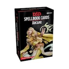 Dungeons & Dragons Spellbook Cards: Arcane