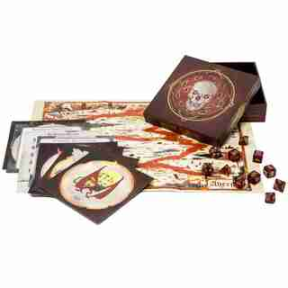 Dungeons & Dragons Baldur's Gate: Descent into Avernus Dice & Miscellany (D&D Accessory)