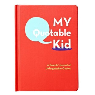 My Quotable Kid Journal