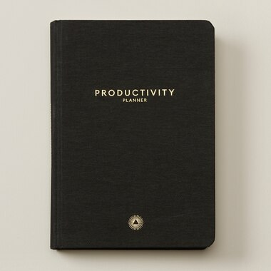 The Productivity Planner By Intelligent Change Theme Journals - Productivity planner review