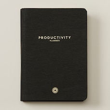 Agenda The Productivity Planner