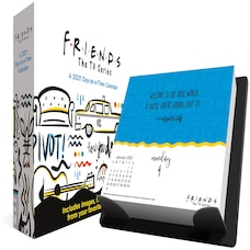 Friends Box Calendar