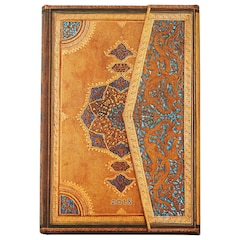 2018 12M PAPERBLANKS SAFAVID MINI