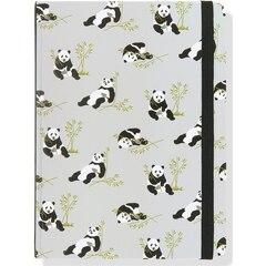 Peter Pauper Press Pandas Mid Journal