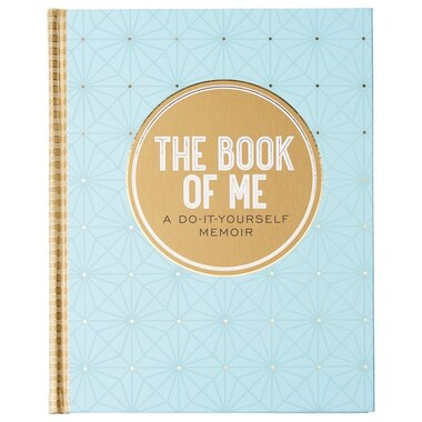 Book of me by peter pauper press theme journals gifts chapters book of me book of me solutioingenieria Images