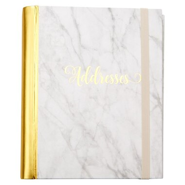 address book marble by peter pauper press address books gifts