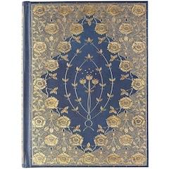 Journal Gilded Rosettes