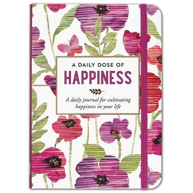 A Daily Dose of Happiness Journal