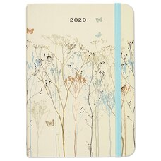 2020 16-Month Weekly Planner Butterflies
