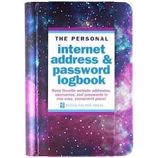 GALAXY INTERNET ADDRESS & PASSWORD LOGBOOK