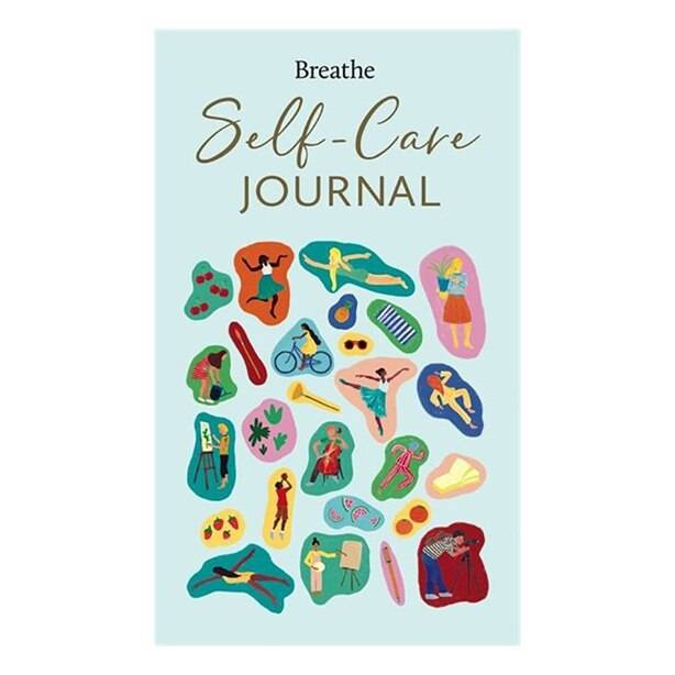 BREATHE SELF-CARE JOURNAL