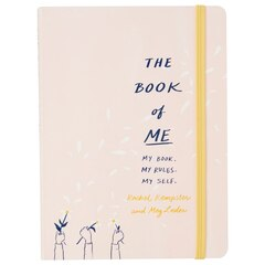 JOURNAL THE BOOK OF ME