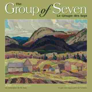 2021 12-Month Wall Calendar 7X7 Group of Seven AGO