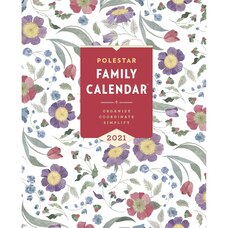 January - December 2021 Weekly Family Planner