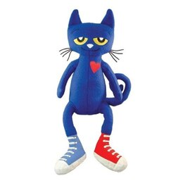 """Pete The Cat Doll 14.5"""""""