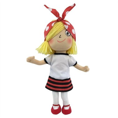 MerryMakers Engineer Doll Rosie Revere