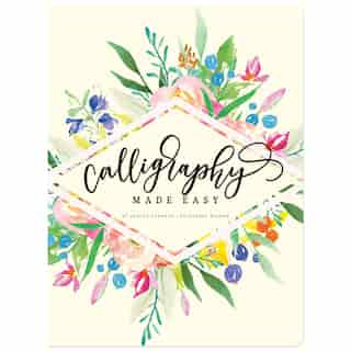 Calligraphy Made Easy Journal