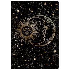 Flatline Journal Sun and Moon