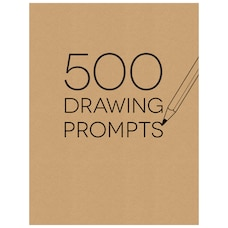 500 Drawing Prompts Journal