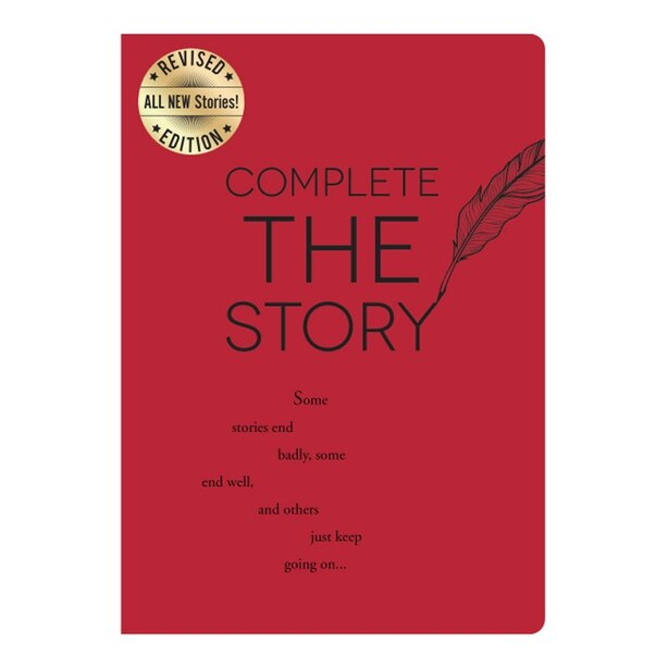 Complete The Story Revised Edition