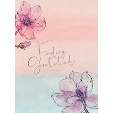 Finding Gratitude:  A Journal (Anglais)