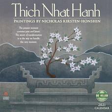 2021 Thich Nhat Hanh Wall Calendar