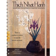 Thomas Allen 2020-2021 17 Month Weekly Thich Nhat Hanh Planner