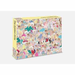The Golden Girls: 500 Piece Jigsaw Puzzle