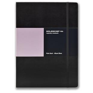 Moleskine Plain Notebook A4