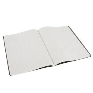 Moleskine® Cahier Ruled X-Large Notebook - Light Grey