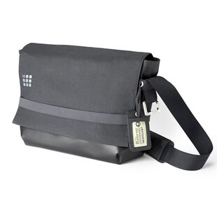 Moleskine MyCloud Messenger Bag - Payne's Grey