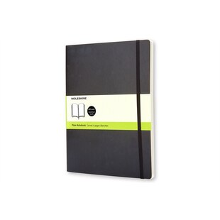Moleskine Soft Cover Plain XL