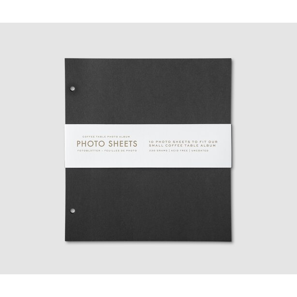 Printworks Photo Album Page Refills Small 10-Pack