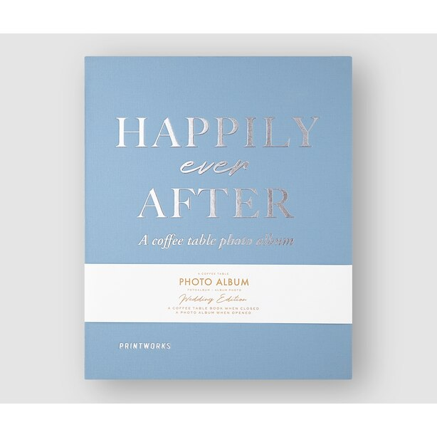 Printworks Photo Album Happily Ever After