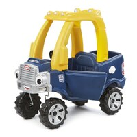Little Tikes(r) Cozy Truck Ride-On Toy Truck Navy Blue by Little Tikes