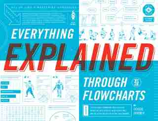 Everything Explained Through Flowcharts: All of Life's Mysteries Unraveled, Including Tips for World Domination, Which Religion Offers the B by Doogie Horner