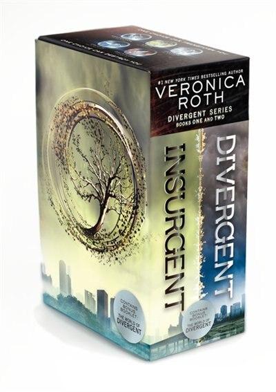 Divergent Series Box Set de Veronica Roth