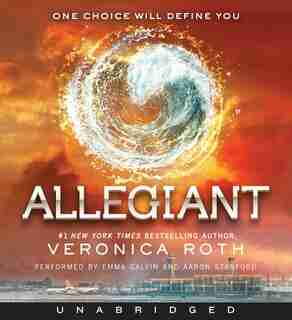 Allegiant Cd by Veronica Roth