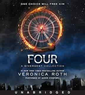 Four: A Divergent Collection Cd: A Divergent Collection Unabridged CD de Veronica Roth