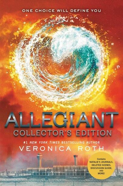 Allegiant Collector's Edition de Veronica Roth
